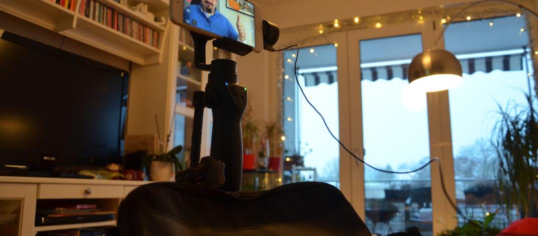 Bloggen und Vloggen…